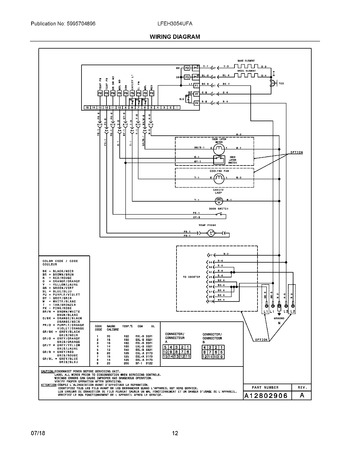 Diagram for LFEH3054UFA