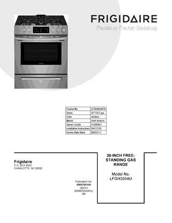Diagram for LFGH3054UFA