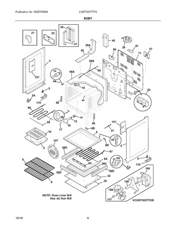 Diagram for CGEF3037TFG