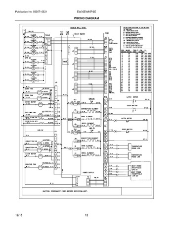 Diagram for EW30EW65PSE