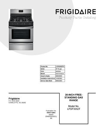 Diagram for LFGF3052TFC