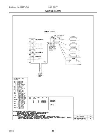 Diagram for FGGH3047VFA