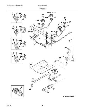 Diagram for FFGF3016TSC