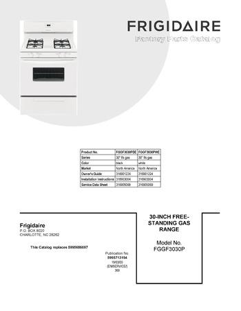 Diagram for FGGF3030PBE