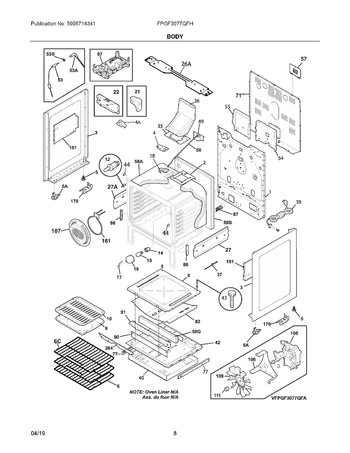 Diagram for FPGF3077QFH