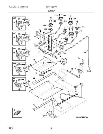 Diagram for GCRG302LAFA