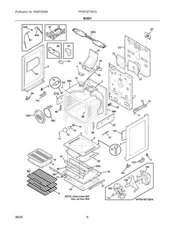 Diagram for FPGF3077QFG