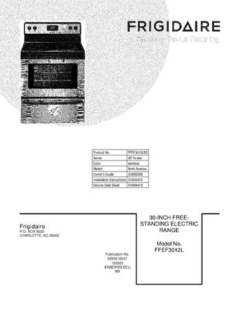 Diagram for FFEF3012LSG