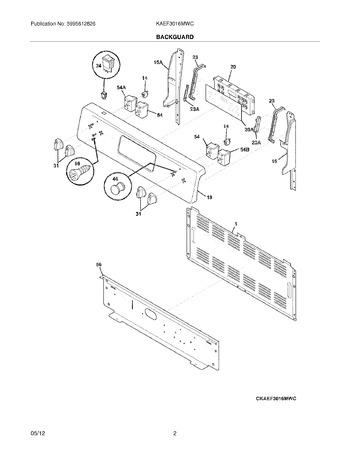 Diagram for KAEF3016MWC