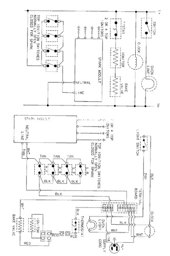Diagram for ALR1420BDW