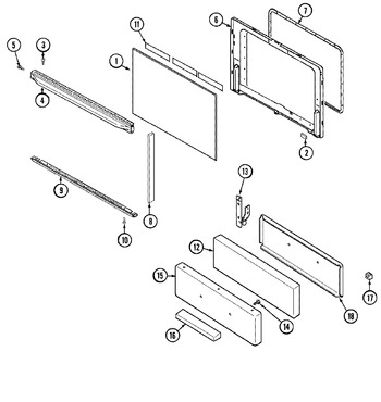 Diagram for 31203SAW