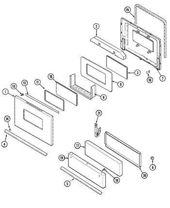 Diagram for CGR1420BDW