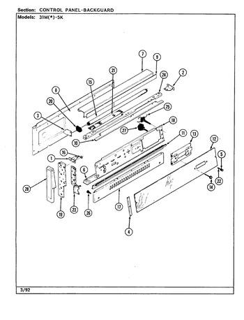 Diagram for 31MA-5KV