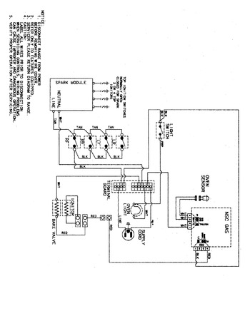 Diagram for MGR4451BDW