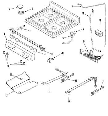 Diagram for ALR5715QDS