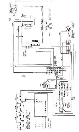 Diagram for LGR3725ADC