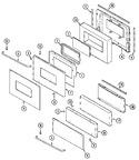 Diagram for 02 - Door (stl)