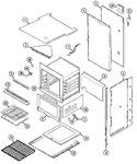 Diagram for 04 - Oven/body (stl)