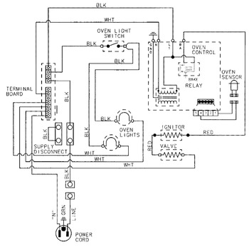 Diagram for CWG3600AAS