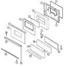 Diagram for 03 - Door\drawer