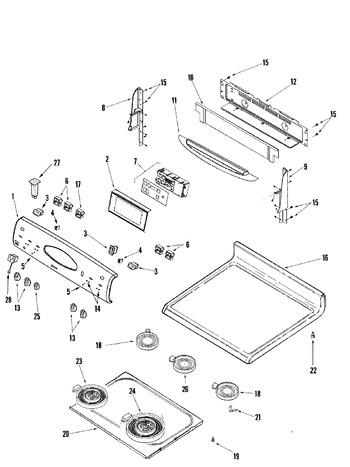 Diagram for MER5775QCB