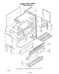 Diagram for 08 - Upper Oven