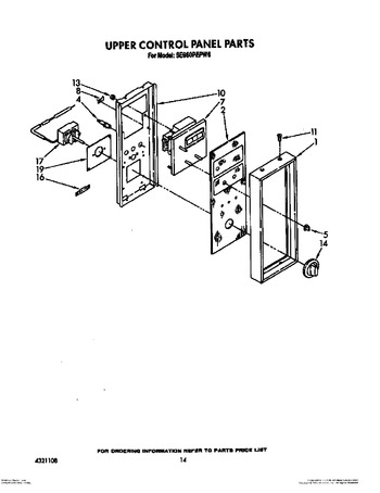 Diagram for SE960PEPW6