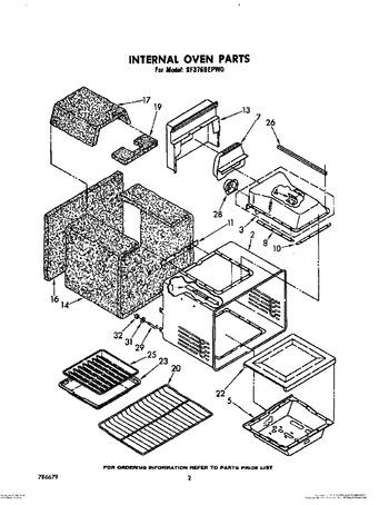 Diagram for SF375BEPW0