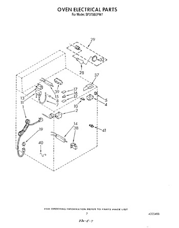 Diagram for SF375BEPW7