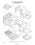 Diagram for 02 - Internal Oven