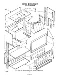 Diagram for 07 - Upper Oven