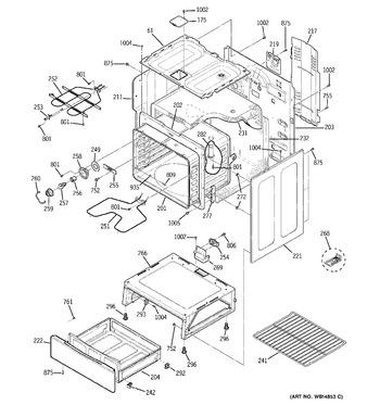 Diagram for JBP23SP1SS