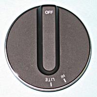 Whirlpool Range / Oven / Stove Top Knob
