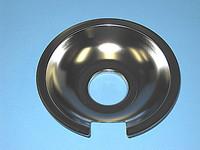 "Whirlpool Range / Oven / Stove 6"" Chrome Drip Bowl"