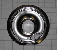 "Frigidaire Range / Oven / Stove 6"" Chrome Drip Bowl"